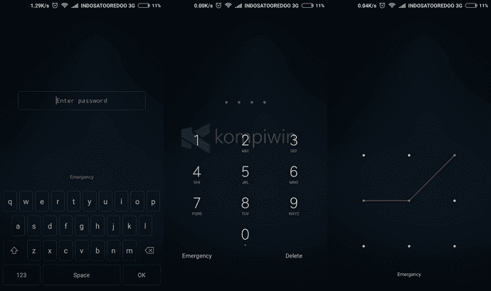 Cara Ganti & Ubah Password HP Android (Pola, PIN, Password Biasa) 2