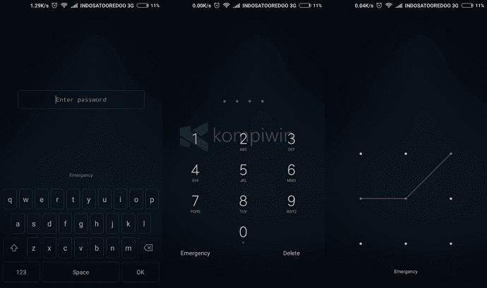 Cara Membuat Password di Android (Pola, PIN, Password Biasa) 2