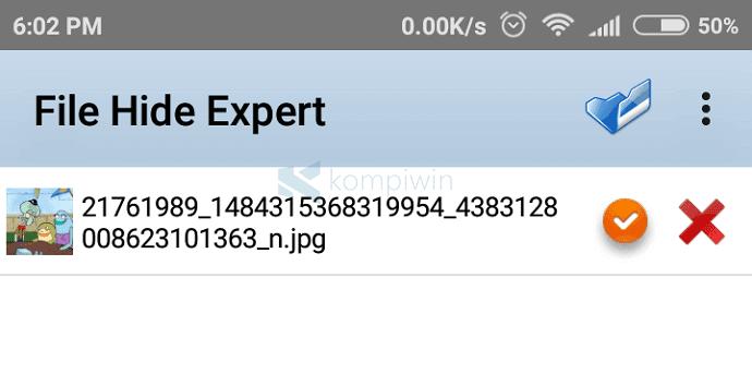 Cara Menyembunyikan Aplikasi, Foto, Video, atau File Apa Pun di Android (dengan/tanpa Aplikasi) 4