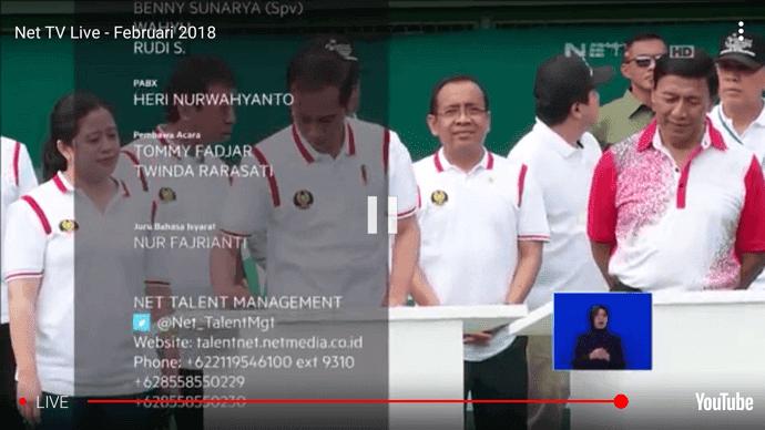 6 Aplikasi TV Online Indonesia Terbaik Android 11