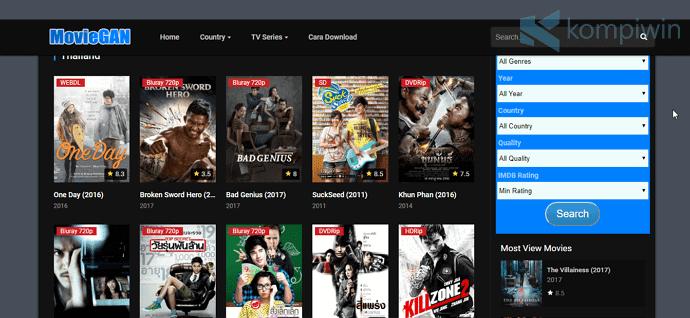 Ini 9 Situs Download Film/Anime/Drakor Terbaik dan Terbaru 2
