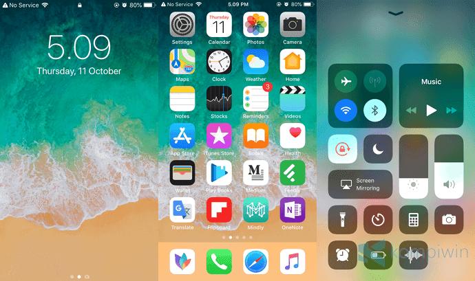 Cara Mengambil Screenshot di Semua iPhone 1