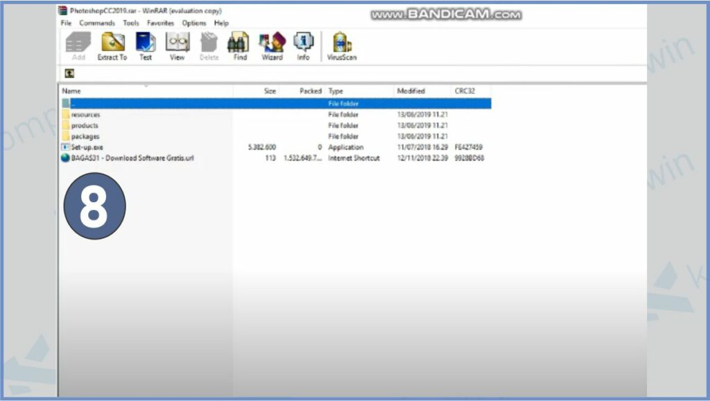 File Part Sudah Menjadi 1 Dan Sudah Bisa Dibuka - Cara Ekstrak File Part (.part01) Agar Menjadi 1 Folder dengan HJSplit