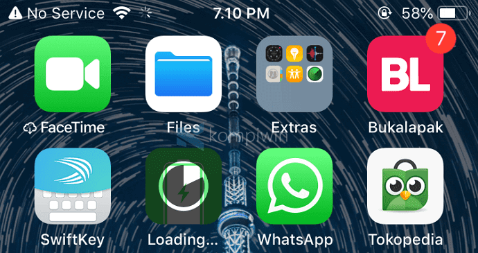 Cara Update Aplikasi/Games SECARA MANUAL di App Store iPhone/iPad agar Kuota Tidak Boros 1