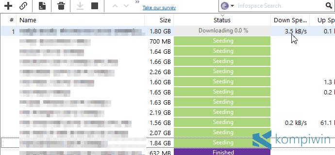 Cara Mempercepat Download File di BitTorrent (AMPUH) 6