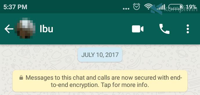 "Cara Agar Terlihat Offline di WhatsApp (Menghilangkan ""Last Seen"" atau ""Terakhir Dilihat"") 2"
