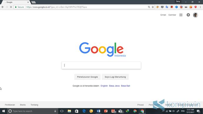 Browser Terbaik untuk Komputer/PC/Laptop 2018 untuk Kamu Download 1