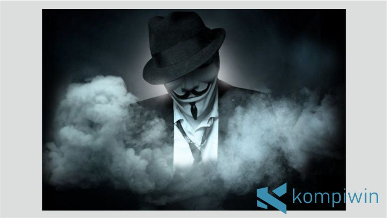 Ilustrasi Anonymous