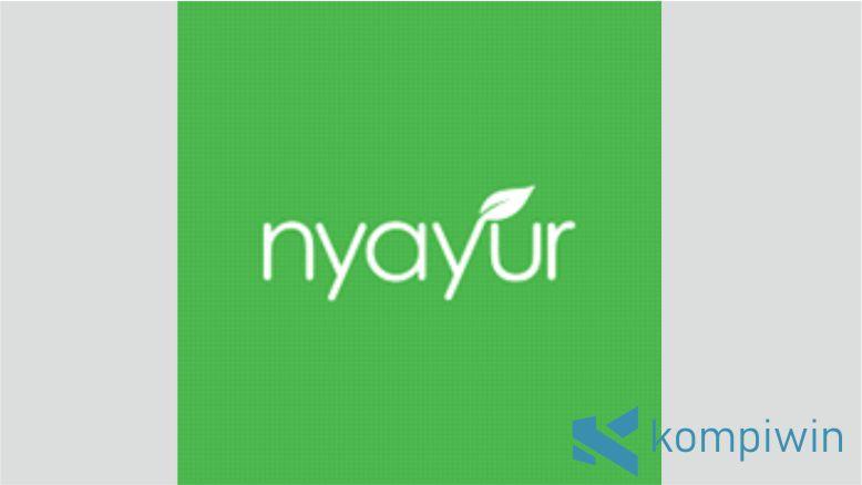 Nyayur - Aplikasi Belanja Sayur Online