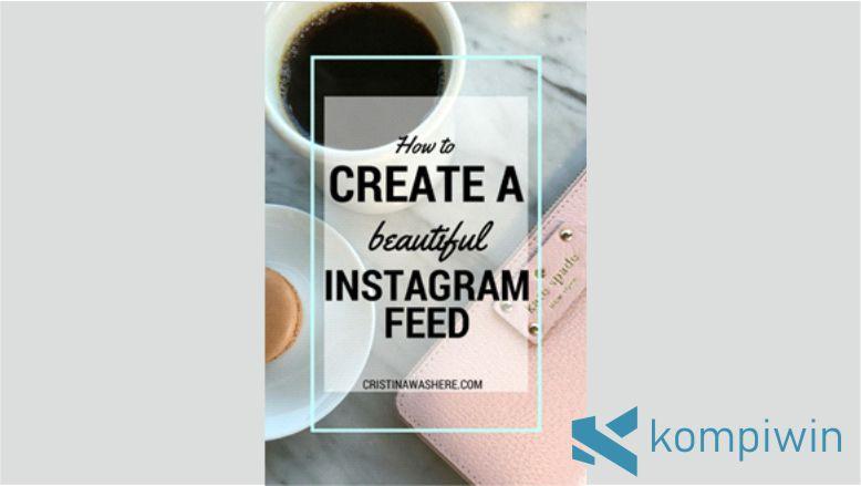 Ukuran Postingan di Media Sosial Instagram yang Benar