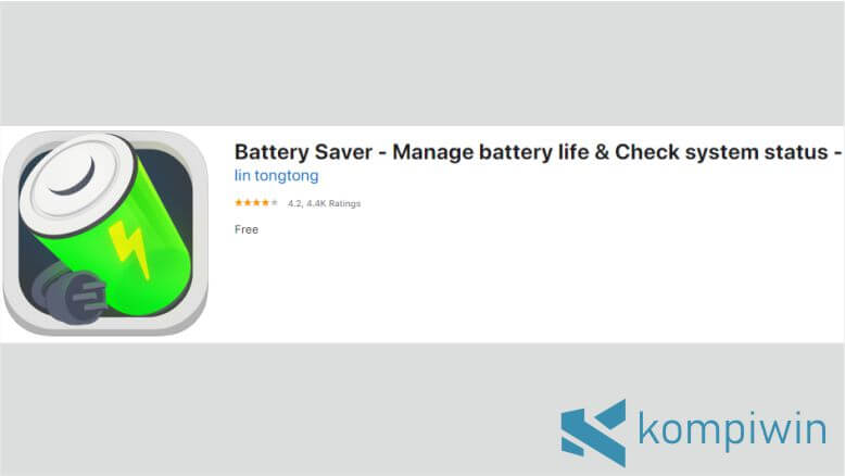 Battery Saver – Manage battery life & Check system status