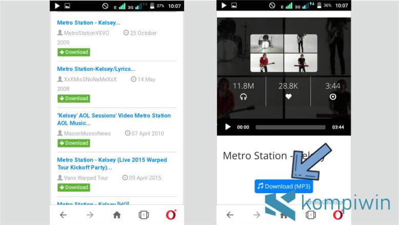 Pilih Lagu dan Mulai Download MP3 dari Situs MetroLagu