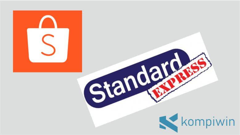 Shopee didukung Pengiriman Standard Express