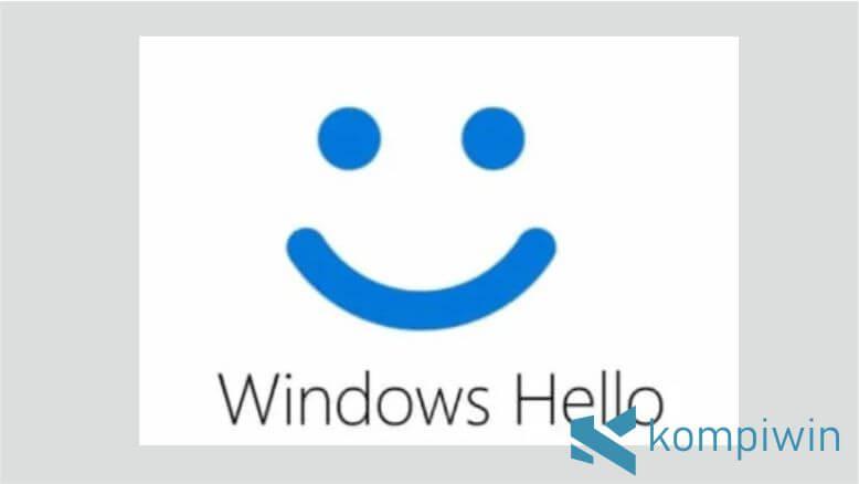 Windows Hello Hadir di Windows 10