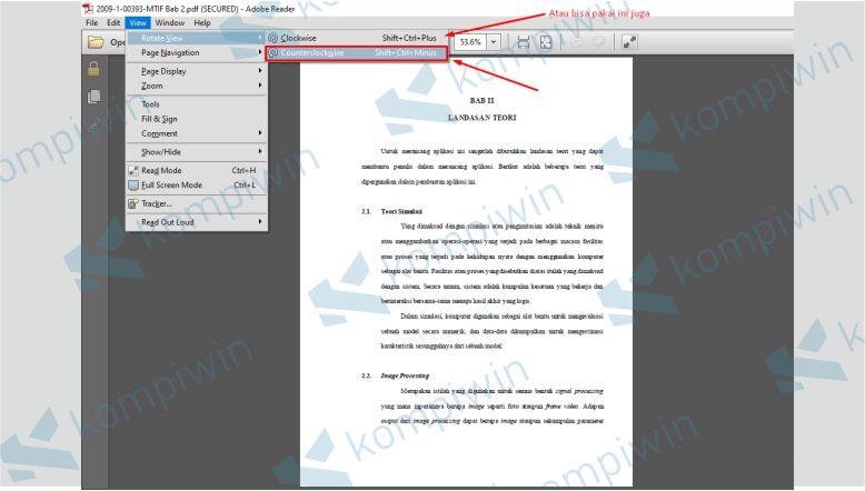 Alternatif Merotasi PDF