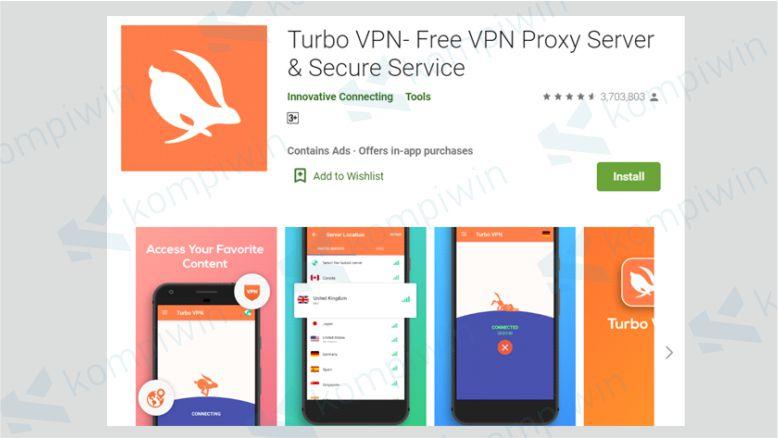 Cari Mobile VPN