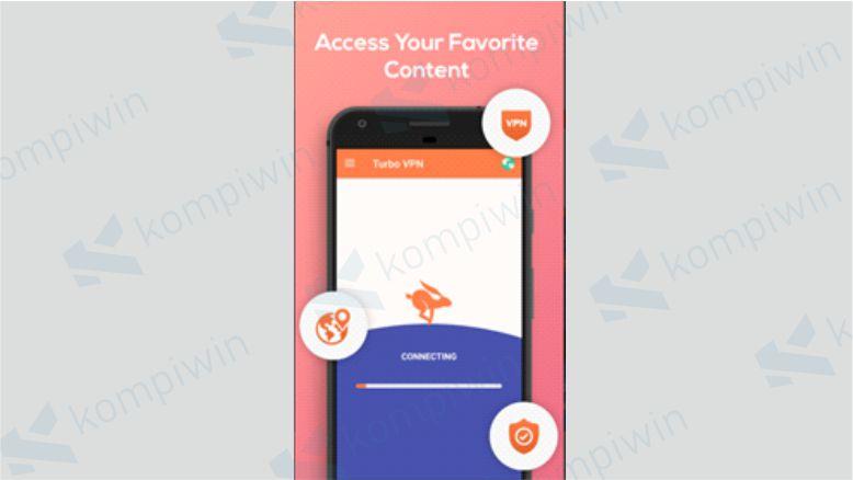 Jalankan Mobile VPN