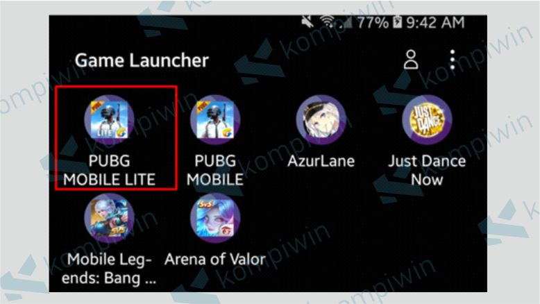 PUBG Mobile LITE Berhasil Diinstall