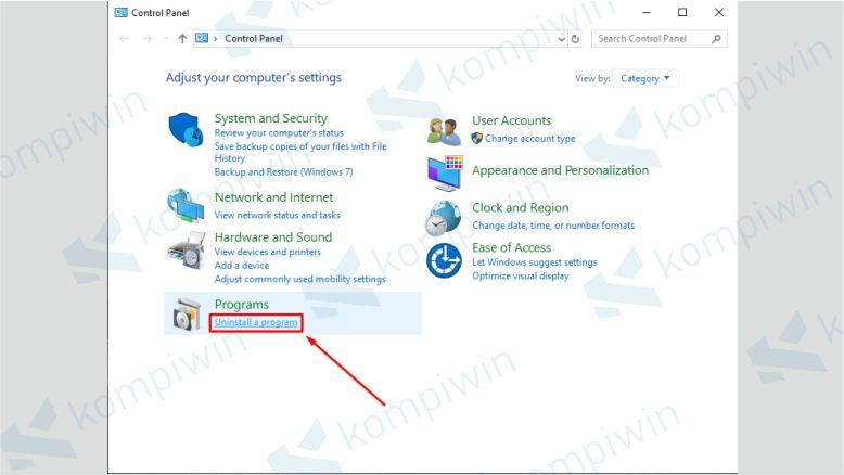 Membersihkan RAM dengan Menghapus Aplikasi yang Tidak Diperlukan
