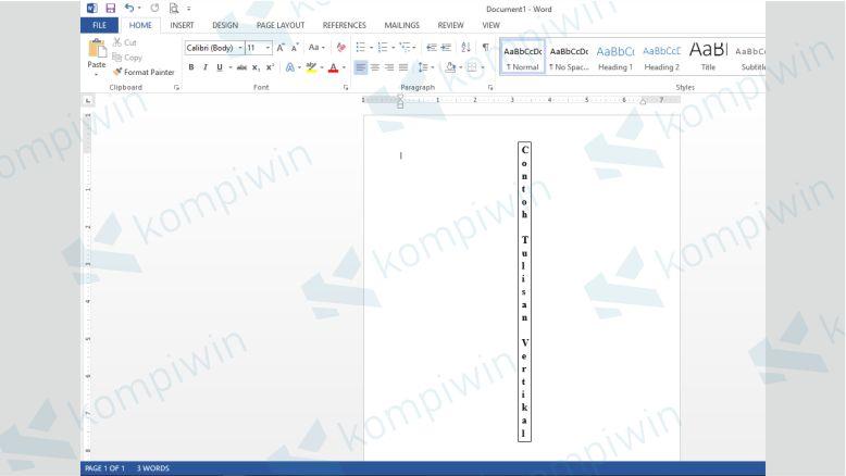 Sekarang Waktunya Menghilangkan Shape Outline Text Box