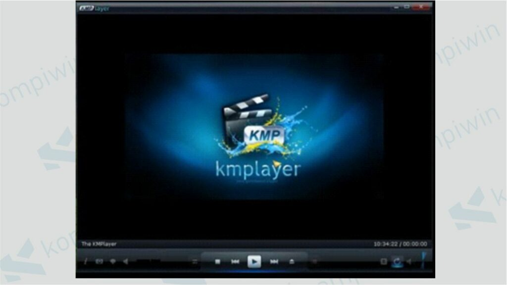 Aplikasi Player Video PC - KM Player