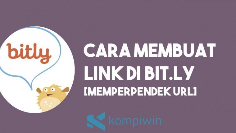 Cara Membuat Link Bit.ly