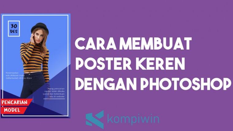 Cara Membuat Poster di Photoshop
