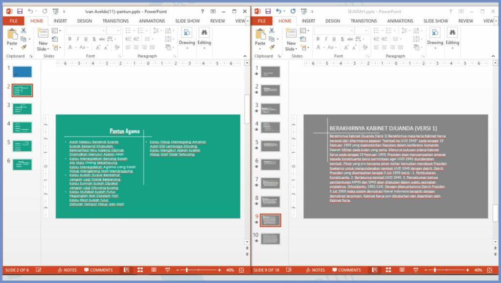 Cara Menggabungkan Beberapa Presentasi Powerpoint