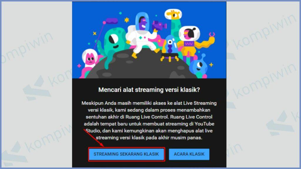 Klik Streaming Sekarang Klasik