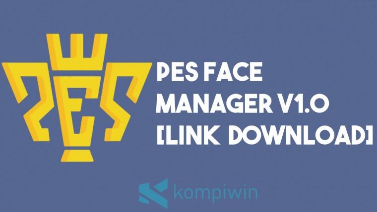 PES Face Manager v1.0
