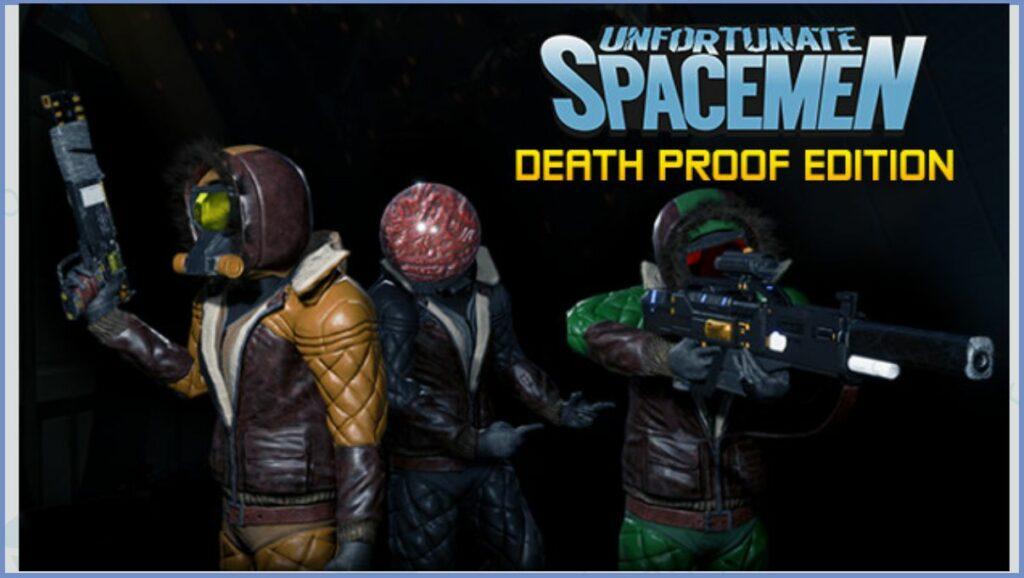 Game Unfortunate Spaceman