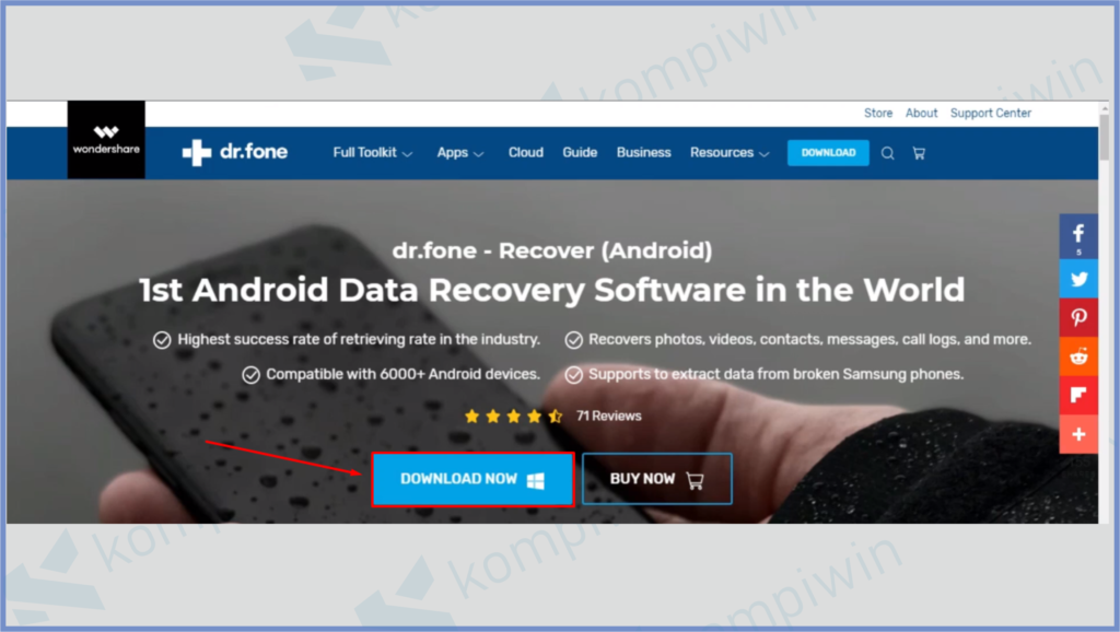 Website Download Software