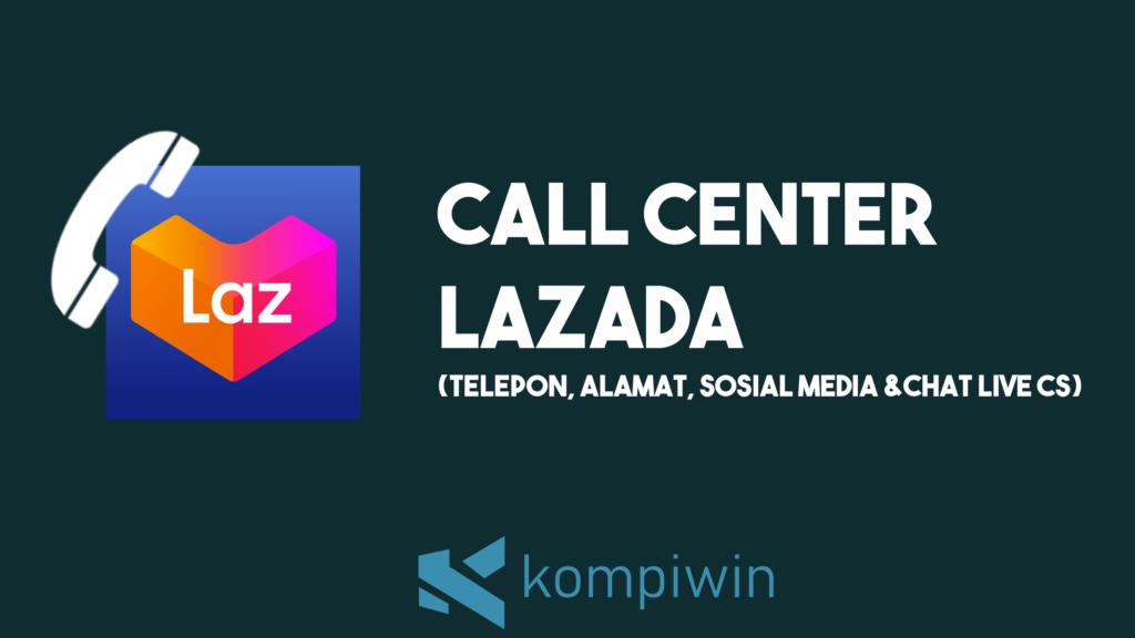 Call Center Lazada 1