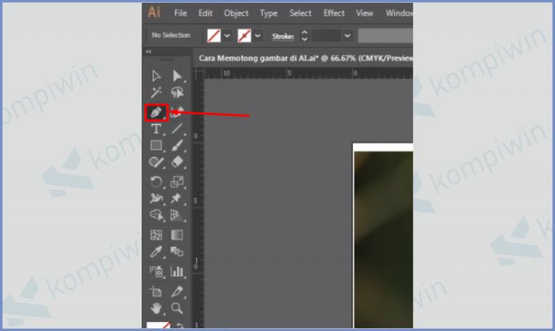 √ Cara Crop Di Adobe Illustrator (Untuk Pemula)