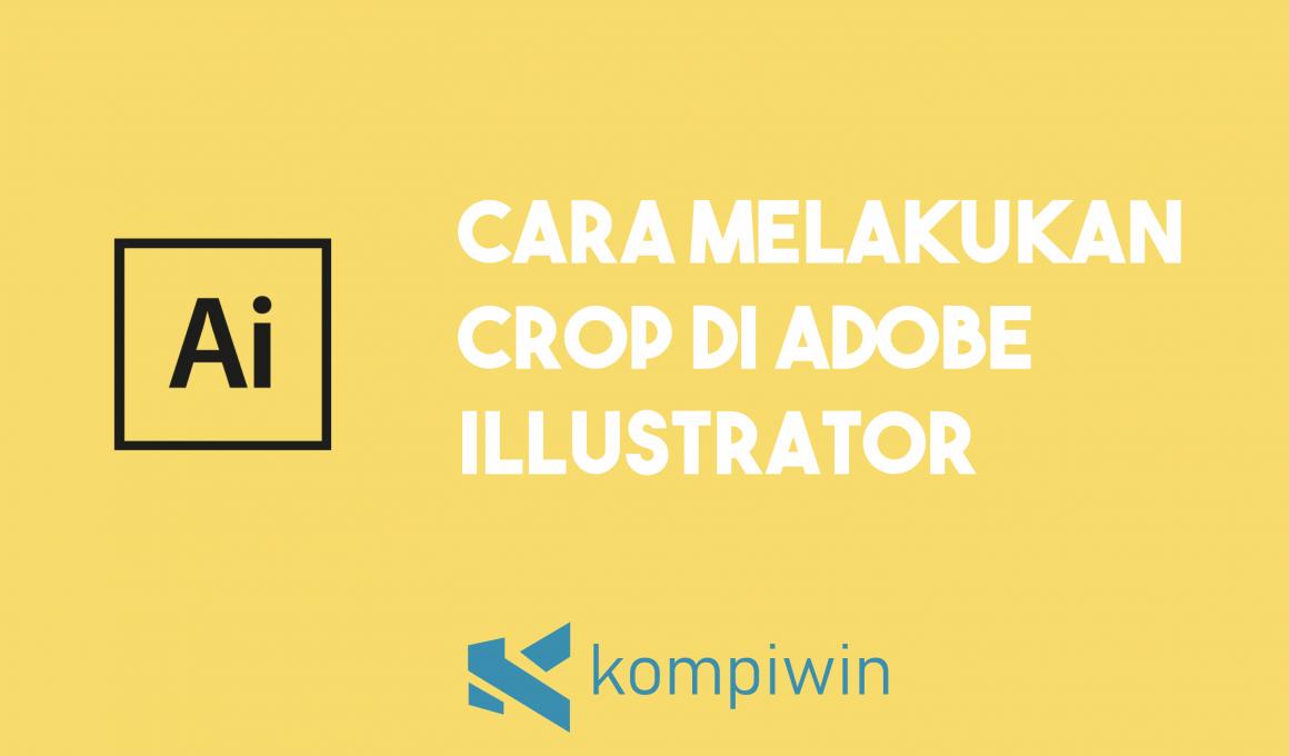 Cara Crop Di Adobe Illustrator 1