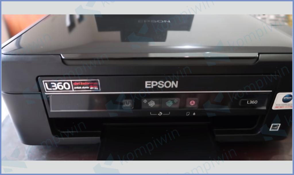 Printer Epon L360 Tampak Depan