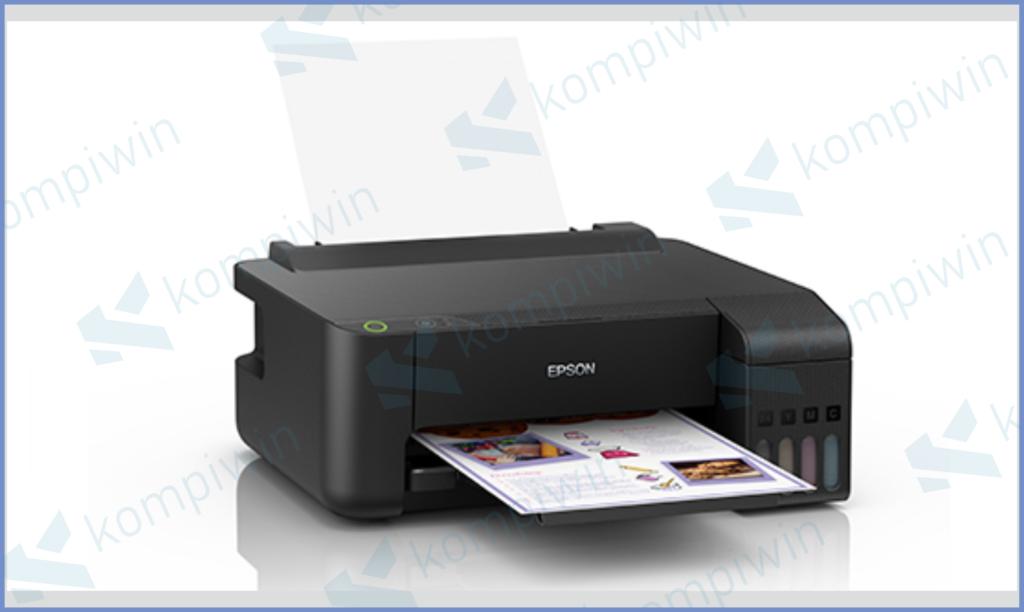 Bentuk Fisik Printer Epson L1110