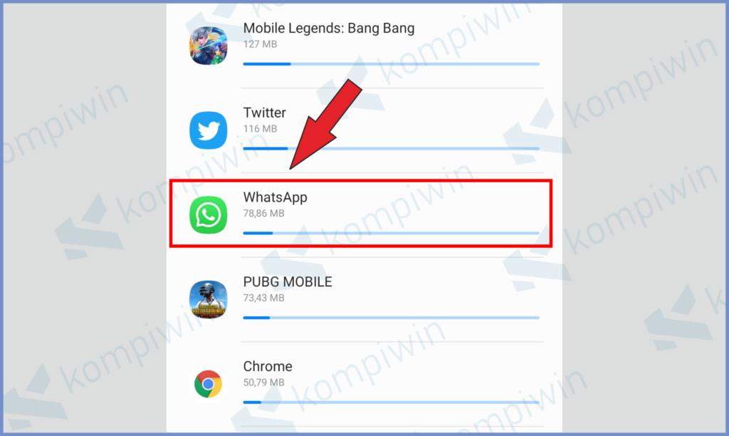 Cara Dan Buka Whatsapp