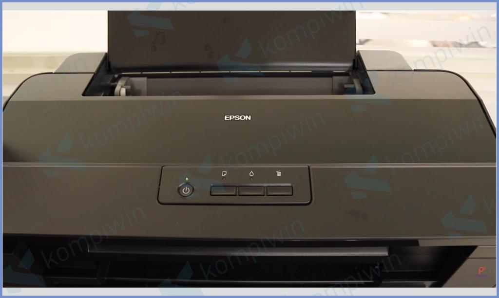 Epson L1800 Kondisi Normal