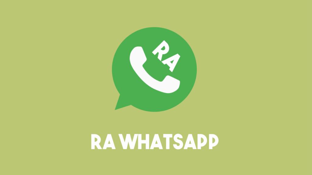 Logo RA Whatsapp