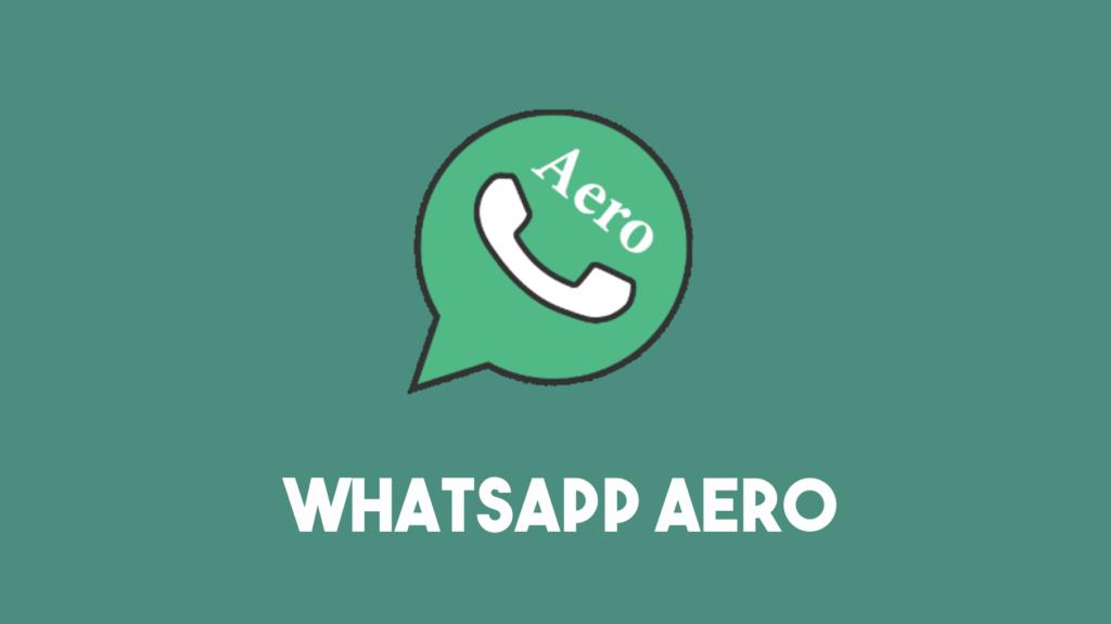Logo Whatsapp Aero