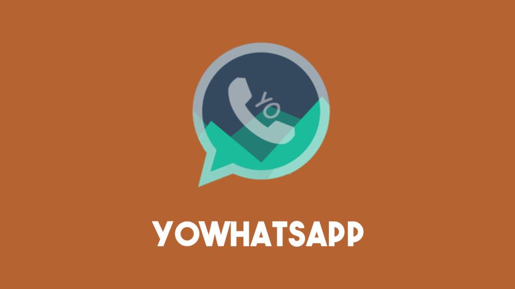Logo YoWhatsapp