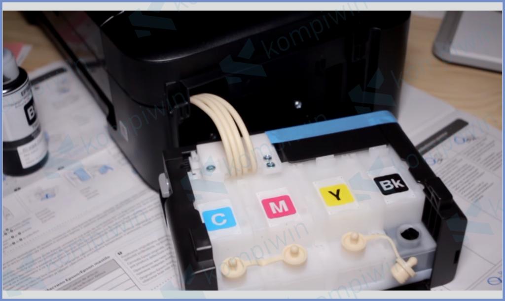 Refil Tinta Printer