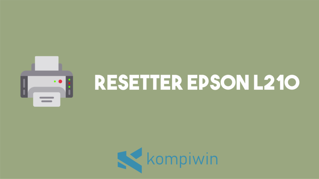Resetter Epson L210 6