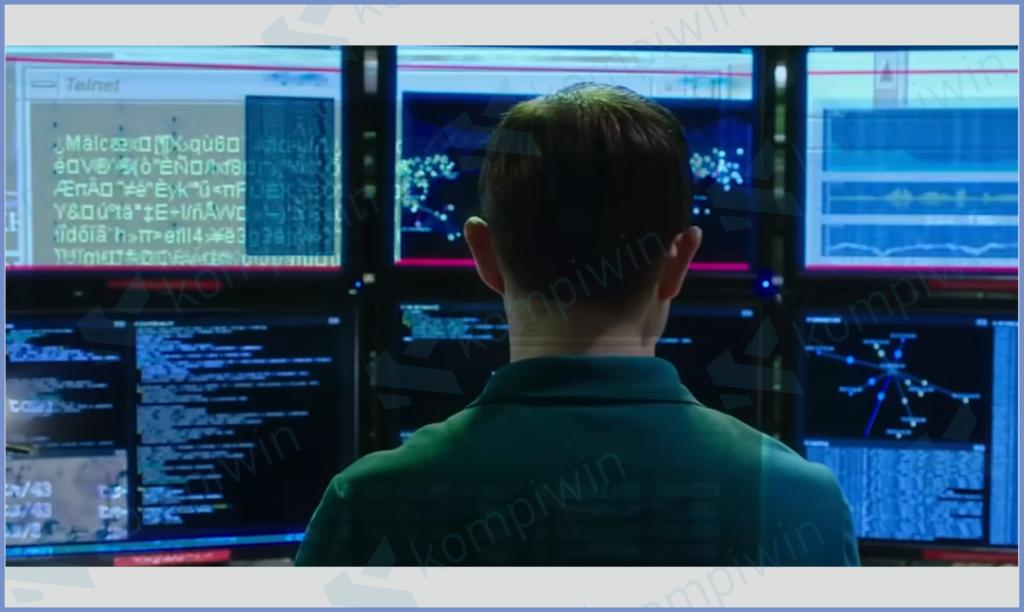 Simulasi Para Hacker