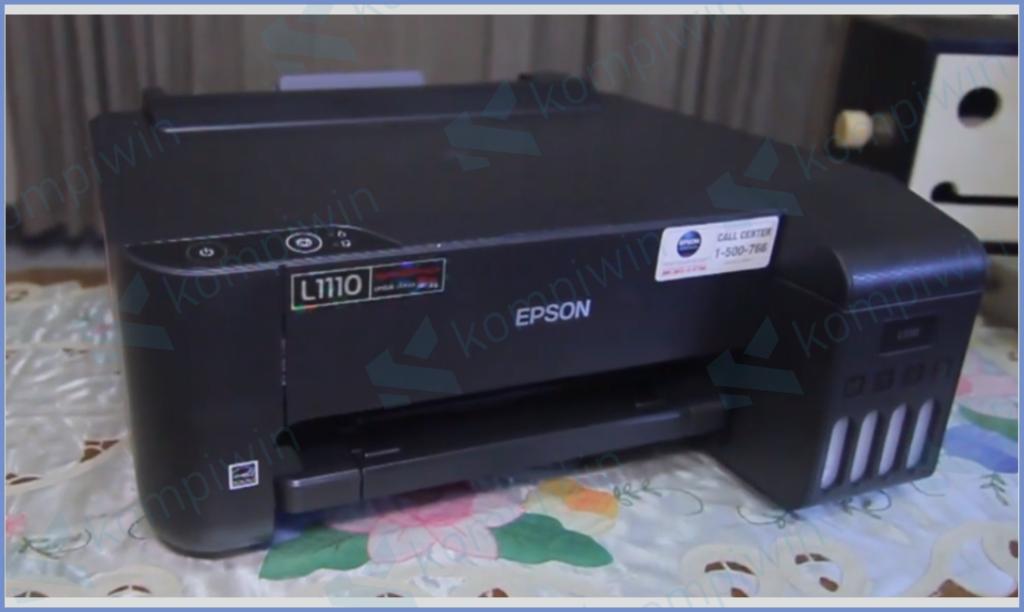Tampang Depan Epson L1110