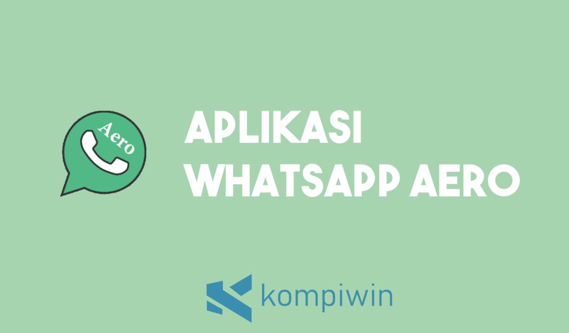 WhatsApp Aero 1