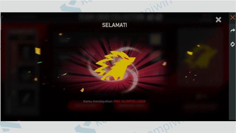 Berhasil Mendapatkan Logo - Team Logo Collection FF