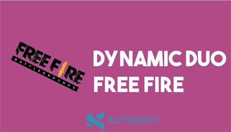 Dynamic Duo Free Fire