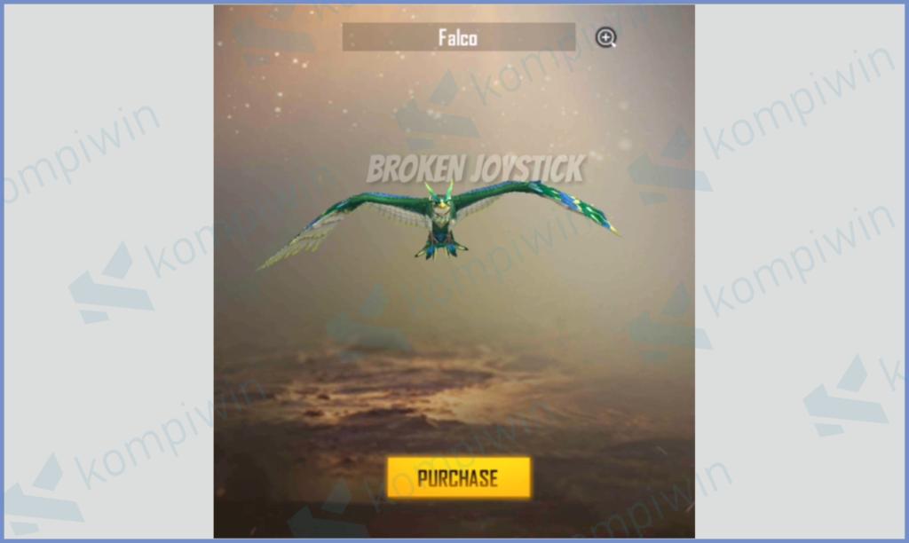 Falco Pet Free Fire Falco Pet Free Fire